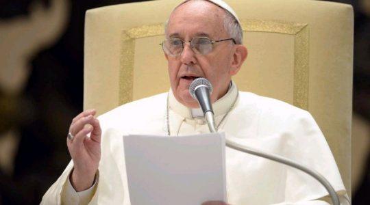 Paus Franciscus over Roepingenzondag: 'blijf bidden dat de Heer arbeiders voor de oogst stuurt'