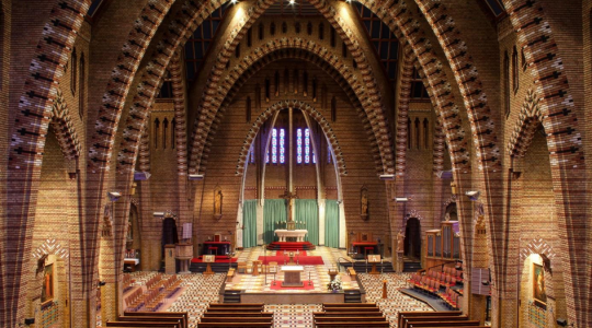 St. Franciscuskerk Bolsward, bisdom Groningen-Leeuwarden, wordt Basiliek