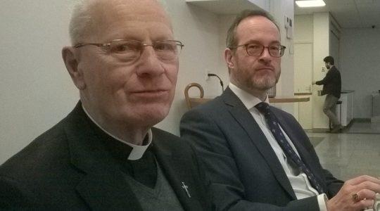 Katholieken op bezoek bij Islamitisch Platform INS: vele jaren ervaring in dialoog