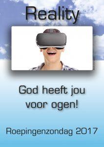 Prentje Roepingenzondag 2017 - Aartsbisdom Utrecht.indd