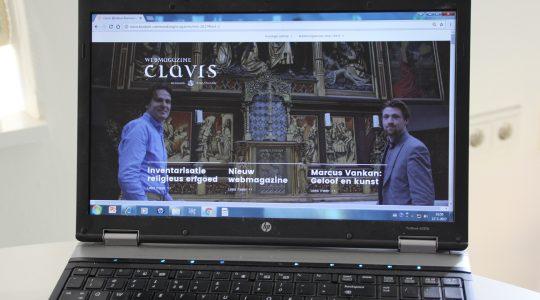 Bisdom Roermond komt met webmagazine: Clavis