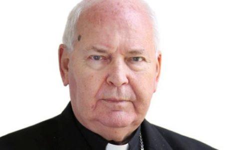 20160412 - Utrecht - Mgr. F.J.M. Wiertz - Bisschop van Roermond.  Wapenspreuk: Geef, Heer, liefde en geloof aan uw Kerk. Foto: Ramon Mangold