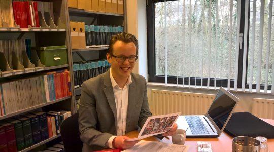 Nederlandse bisschoppen wensen Danny Hakvoort zegen en inspiratie in Rome