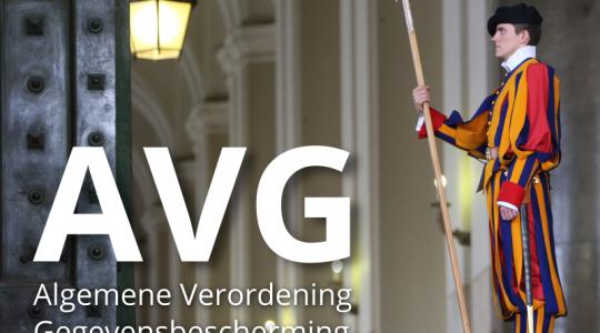AVG-nieuws: privacyverklaring nu beschikbaar voor parochies