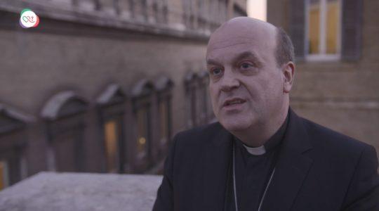 Video: mgr. Van den Hende blikt in interview vooruit op top over seksueel misbruik