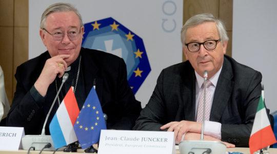Europese Bisschoppen COMECE roepen op om te gaan stemmen bij Europese Verkiezingen