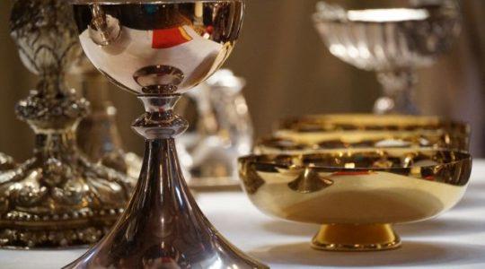 Fotoverslag eucharistieviering ter ere van verkiezing paus Franciscus