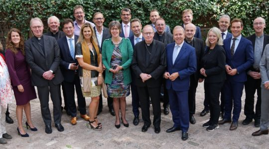 Nederlandse bisschoppen en CDA bespreken actuele thema's