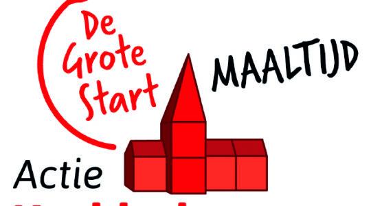 Actie Kerkbalans komt met nieuwe optie voor een feestelijke start: De Grote Startmaaltijd