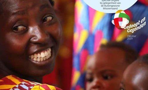 Boodschap paus Franciscus voor Wereldmissiedag in buitengewone missiemaand oktober