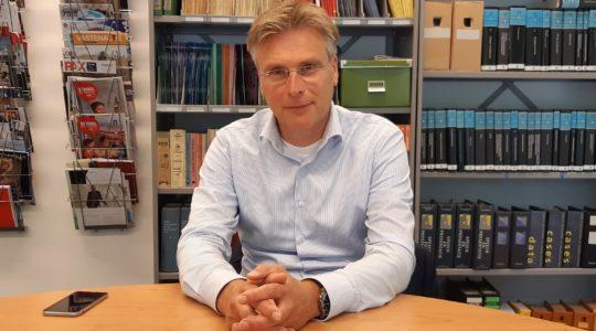 Alex Commandeur benoemd tot Functionaris Gegevensbescherming R.-K. Ledenadministratie