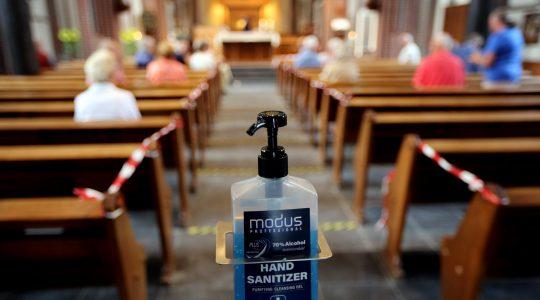 Aankondiging verruiming rondom sacramenten en koorzang in protocol 'Kerkelijk leven op anderhalve meter'