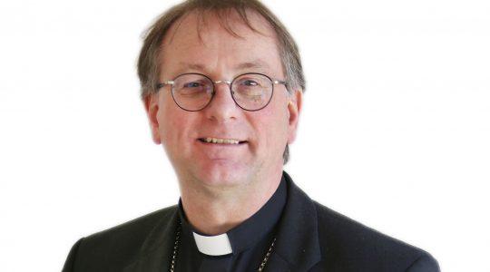 Podcast met bisschop Van den Hout over Wereldmissiedag, zondag 24 oktober