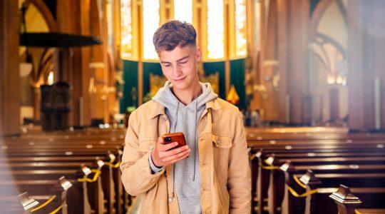 Actie Kerkbalans start onderzoek naar kerk-zijn na corona